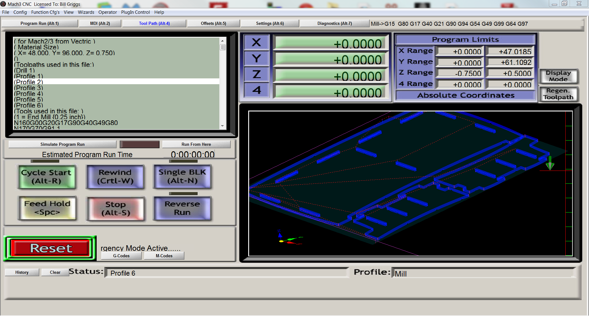 Mach3 Cnc Controller Software The Makers Guide